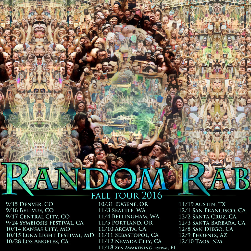 Random Rab Fall Tour 2016