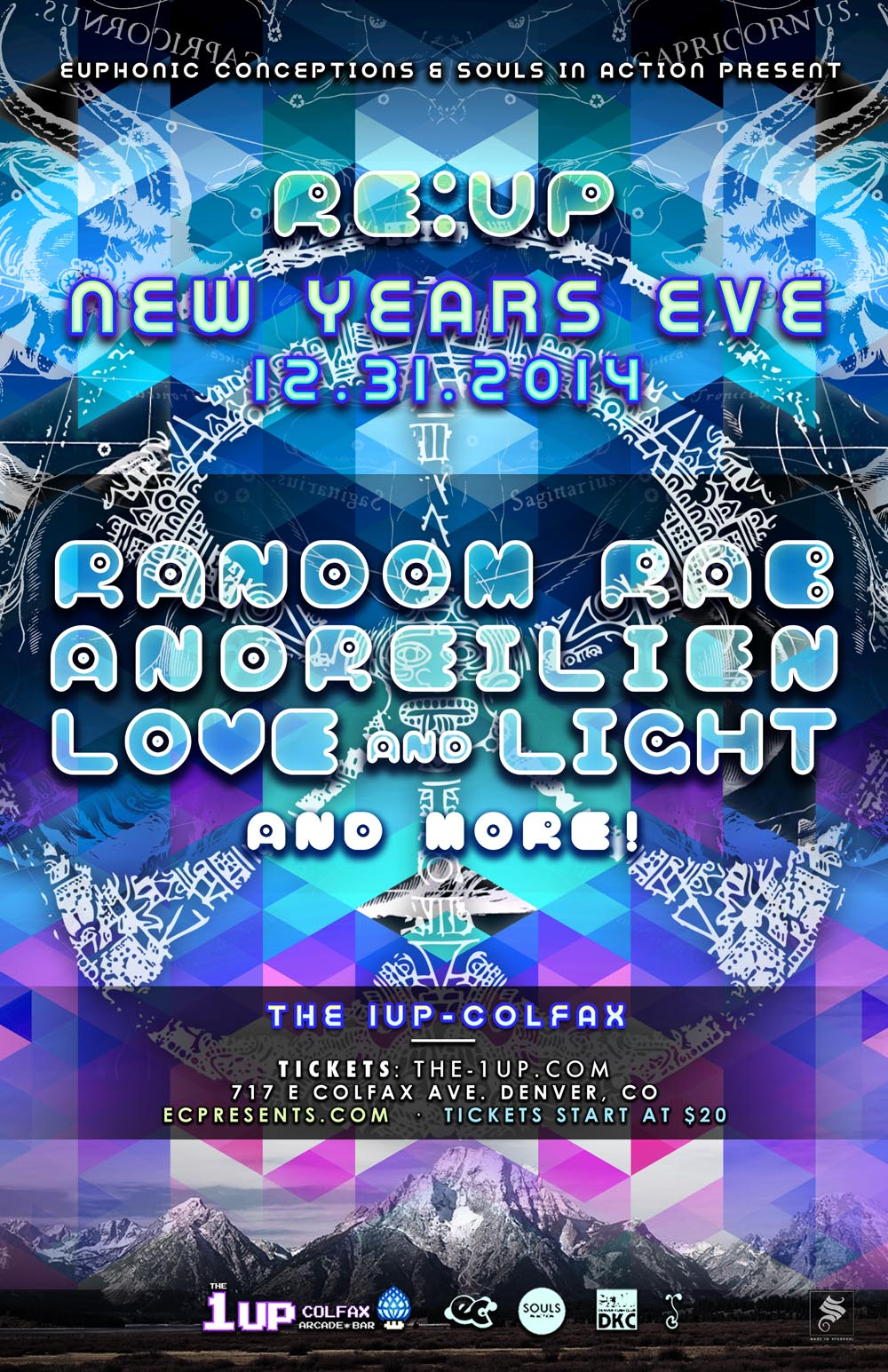 Denver New Years Eve 2014